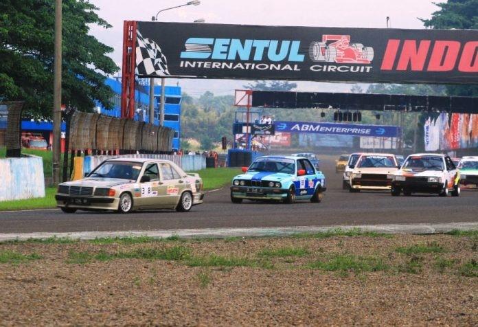 Indonesia Retro Race : Perang Mesin Baru di Kelas Berusia 11 Tahun