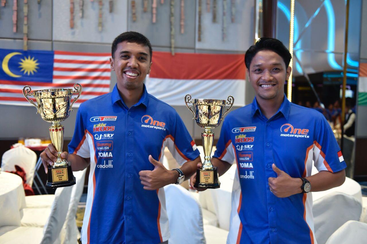 Evalube Go Internasional, Dukung Pereli Muda Indonesia ke Ajang Balap Internasional