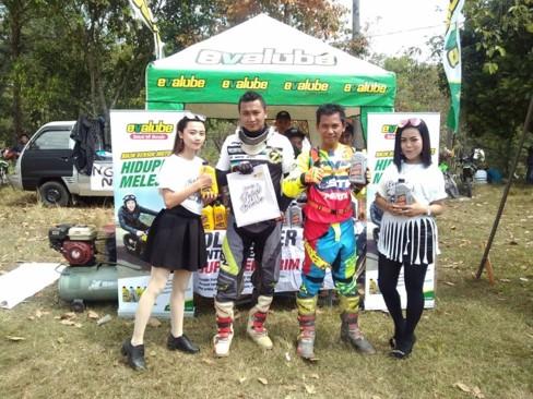 """Evalube Dukung Penuh """"Ride the Adrenaline – Adventure Trail 2018"""", Fasilitas Ganti Oli Gratis Jadi Rebutan"""