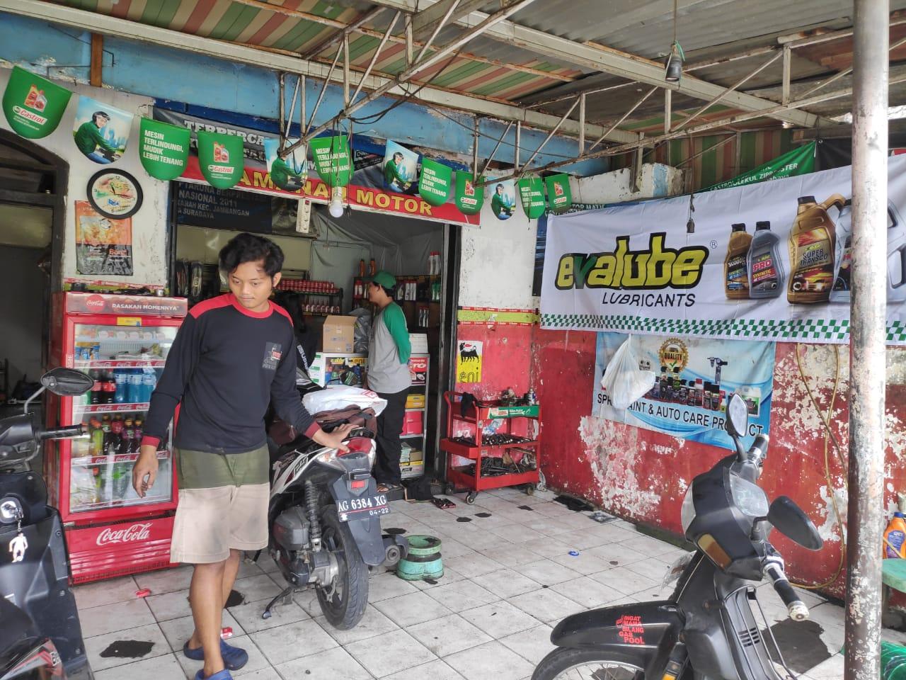 Evalube Lakukan Aktivitas Penjualan Sales Blitz di Surabaya