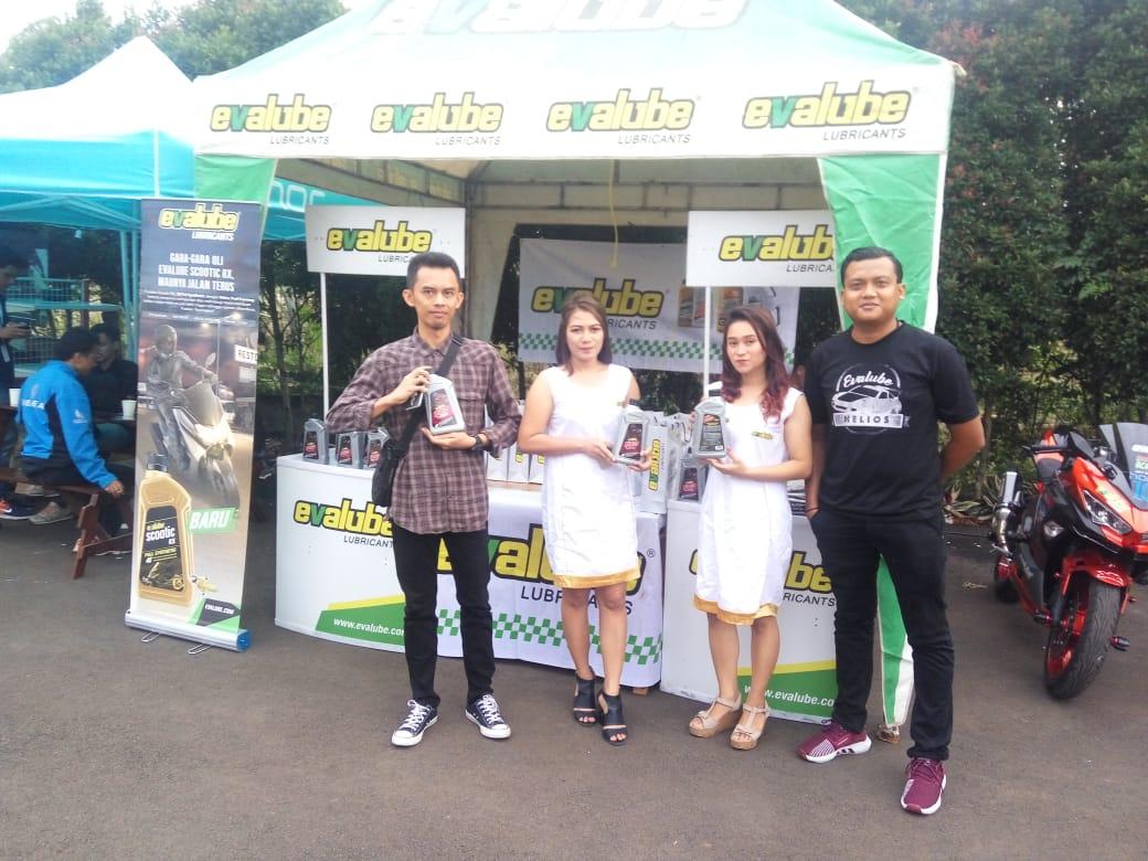 Selebrasi dan Donasi Warnai HUT 12 Tahun KNC Bogor