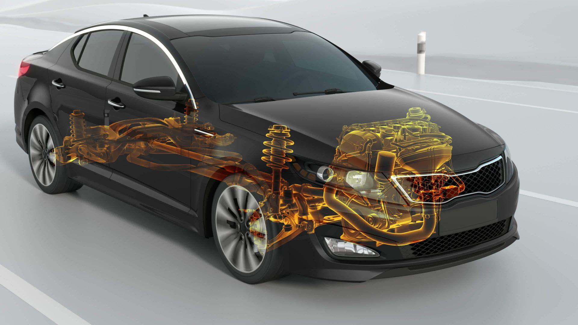 3 Tanda Sistem Pelumasan Mobil Bekerja Baik